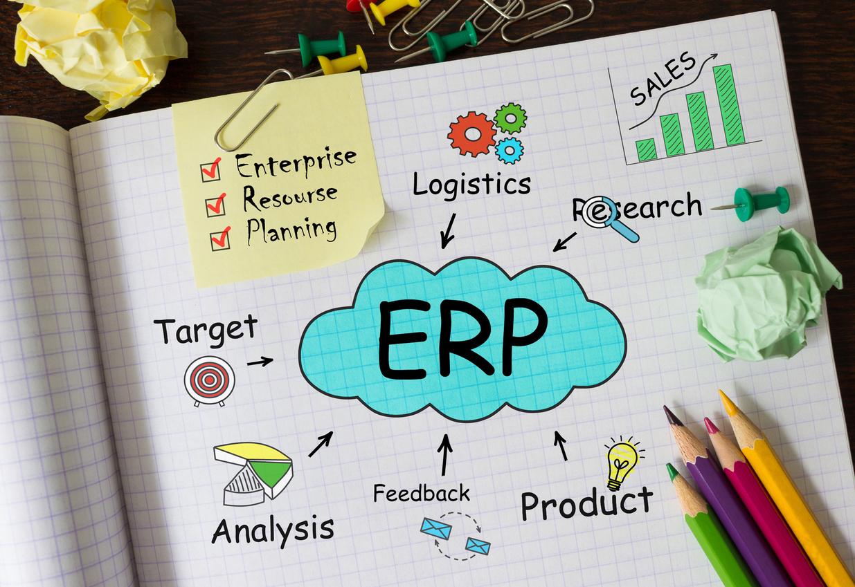 Pericial informática ERP